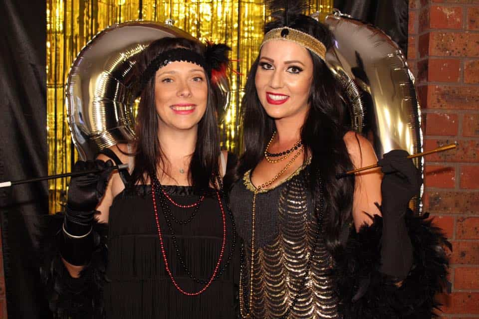 swing ere theme roaring 20s 1930s party melbourne great gatsby