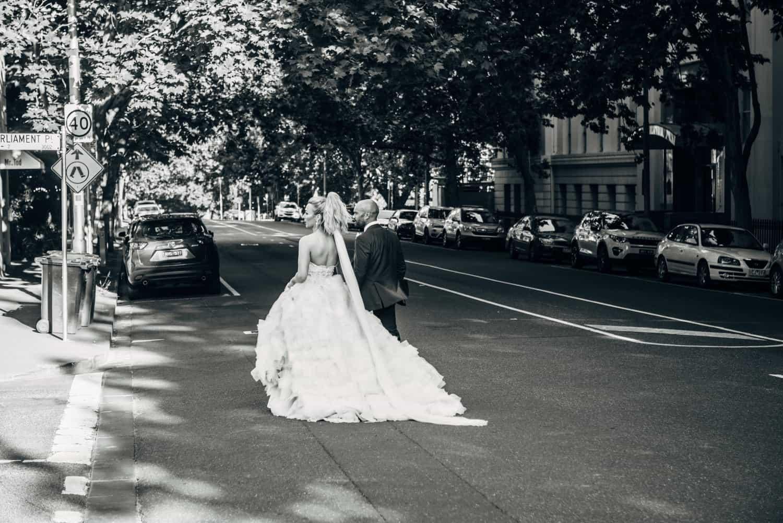 Wedding Park Hyatt Melbourne Ever After Magazine story 2017