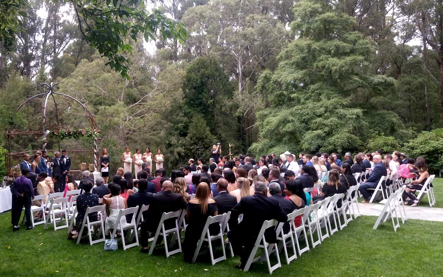 tatra mount dandenong best wedding ceremony venue acoustic duo