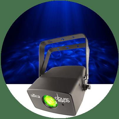 chauvet dj abyss 3.0 USB water simulator effects lights.fw