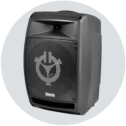 chiayo stage pro portable battery powered speaker wedding ceremonies.fw