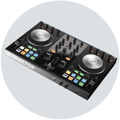 native instruments traktor kontrol s2 dj controller weddings.fw