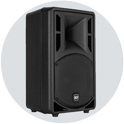 rcf art 310a mk4 400w active powered loudspeaker Melbourne.fw