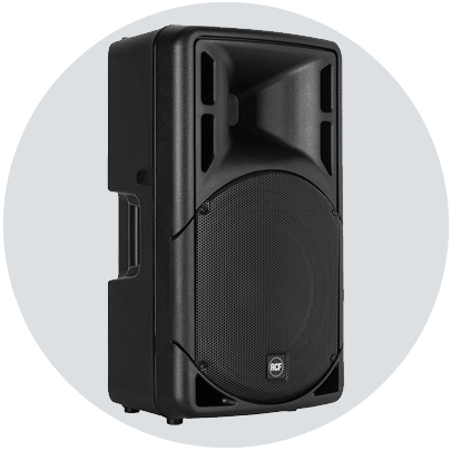 rcf art 315a mk4 400w active powered loudspeaker Melbourne.fw