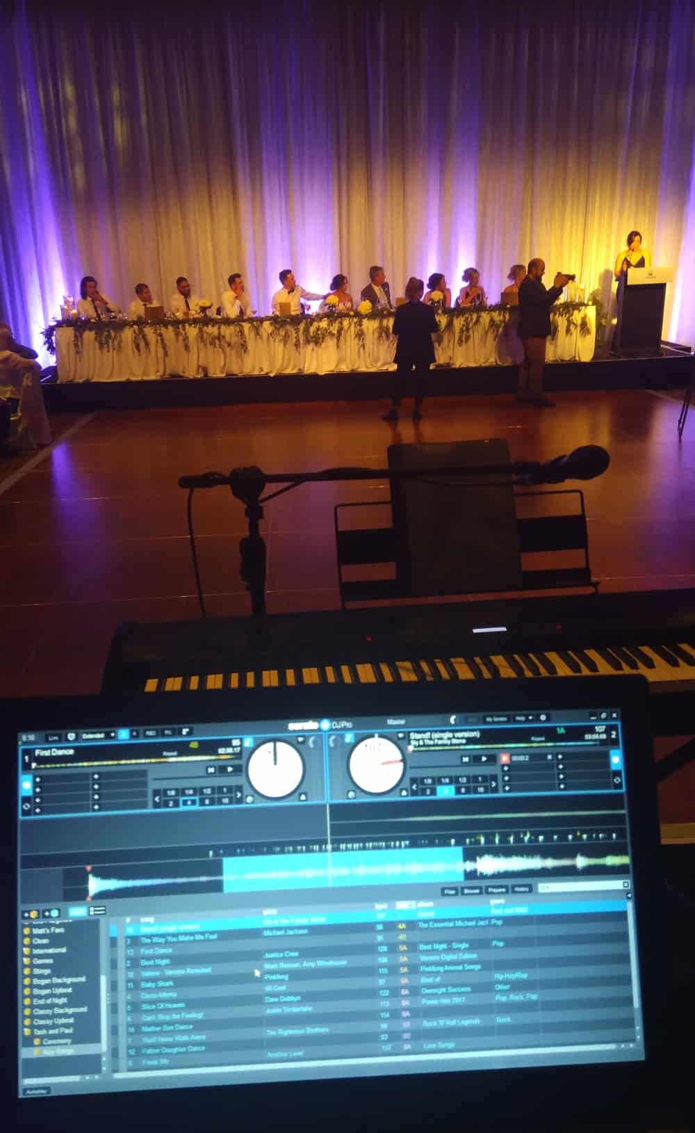 wedding dj melbourne packages specials cheap budget hire