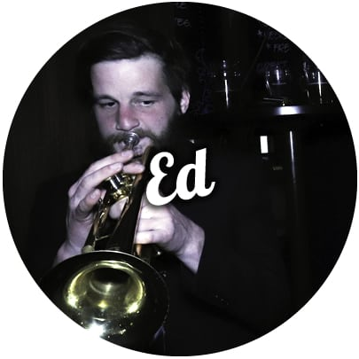 Ed Farrar Melbourne trumpet player weddings corporate events