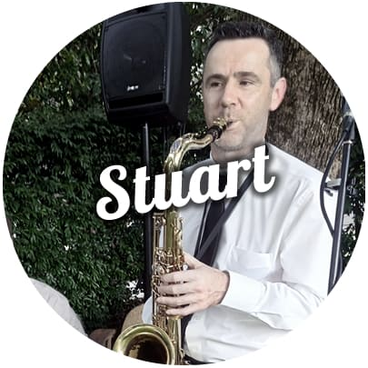 Stuart Brownley Melbourne saxophonist weddings and corporate events