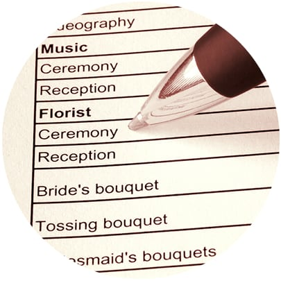 best wedding band in melbourne hire suppliers checklist