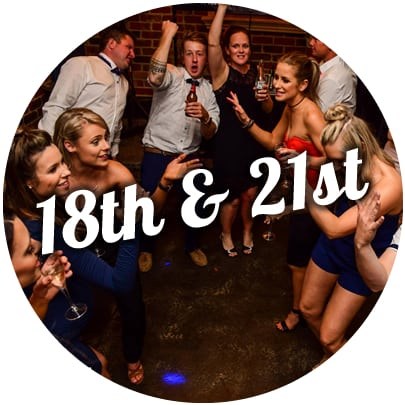 dj for 21st birthday party 18th melbourne