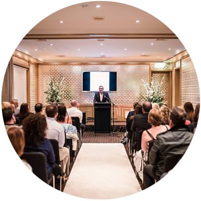 wedding industry network events brighton savoy melbourne