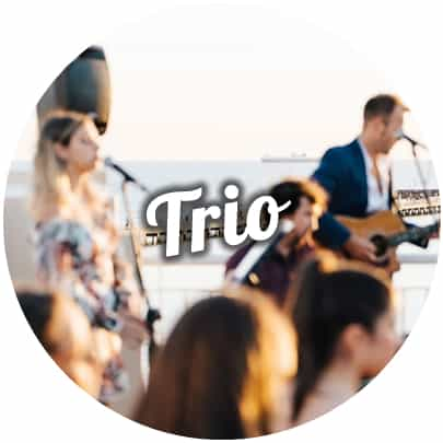 wedding trio melbourne best acoustic band for party