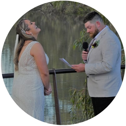 wendy and dale mitchelton wines nagambie wedding acoustic duo