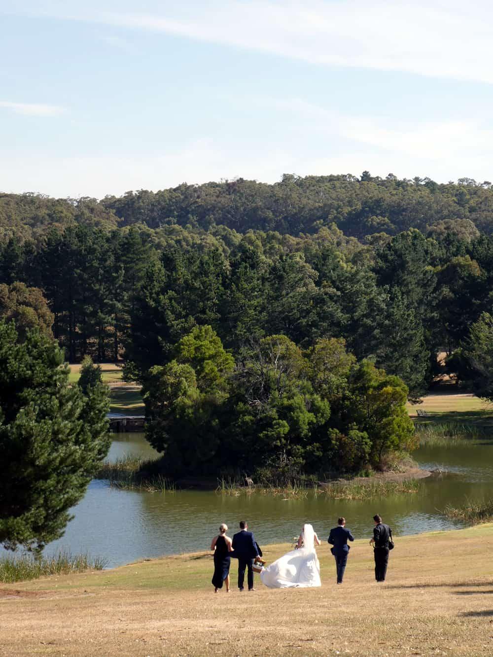lawson lodge macedon best small wedding venue country victoria